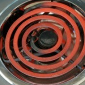 Cleaning Electric Stove Burners