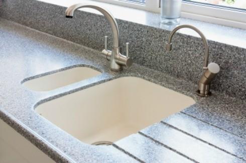 choosing a kitchen sink color thriftyfun rh thriftyfun com