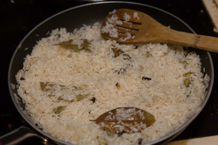 Rice and Spices