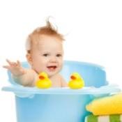 Organizing Bath Toys