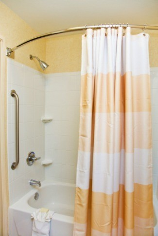 Uses For Shower Curtains Thriftyfun, How To Use Old Shower Curtains