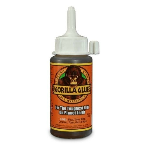 Removing Gorilla Glue From Wood Furniture