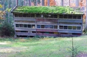 Beekeeping Hut