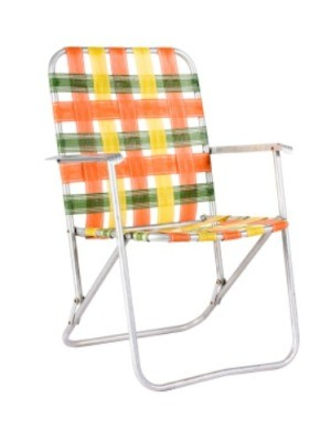 Repairing Lawn Chairs