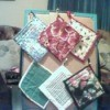 Potholders From Fabric Scraps