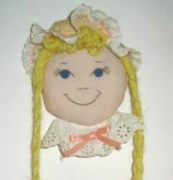 Making a Hair Accessory Doll
