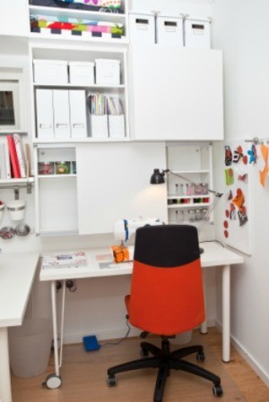Setting Up Your Sewing Area