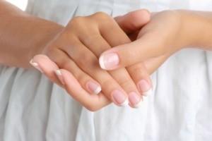 Weak and Thin Fingernails