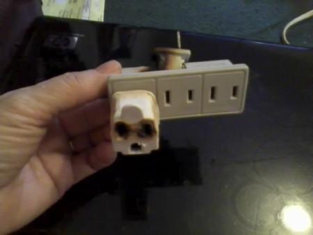 Three Way Adapter