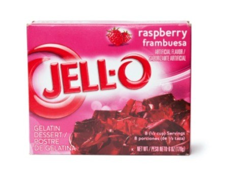 Raspberry Jell-o