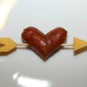 sausage heart