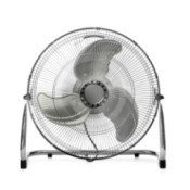 A fan used for keeping cool