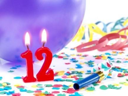 Coed 12th Birthday Party Ideas