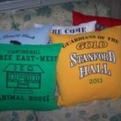 Making T-Shirt Pillows