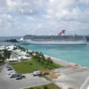 """Carnival Pride"" (Freeport, Bahamas)"