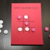 tic tac toe valentines