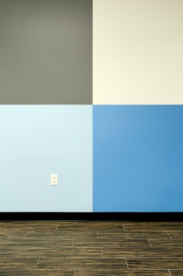 Painting Walls Multiple Colors Thriftyfun