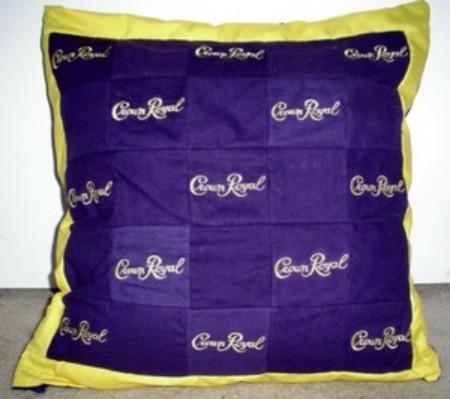 Crown Royal Pillow