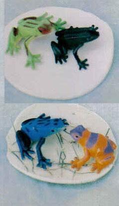 Frog Soap Pond