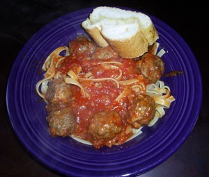 $10 Dinners: Spaghetti and Meatballs