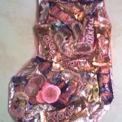 Custom Candy Stocking