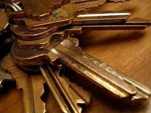 Craft Uses for Keys