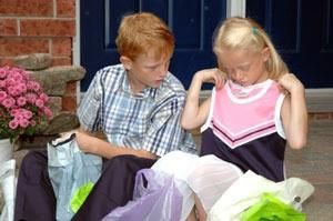 Saving Money On School Clothes