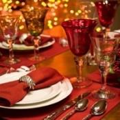 Santa luncheon