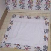 Bath mat.
