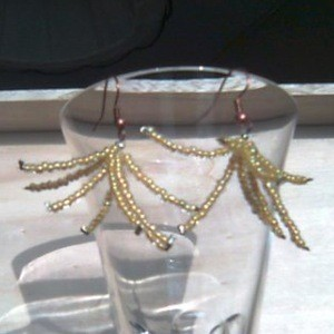 set of earrings