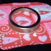 Valentine Mason Jar Soap Dispenser