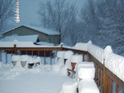Snow Storm (West Virginia)