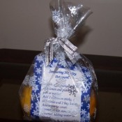 A bag of holiday potpourri.