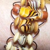 Wire Twist Bracelet