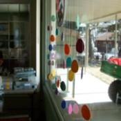 Easter Egg Curtain
