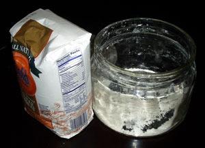 Flour Jar