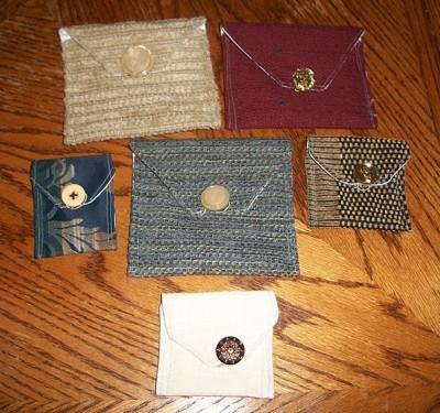 upholstery purses