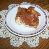 Pizza Crust Fruit Pie on plate