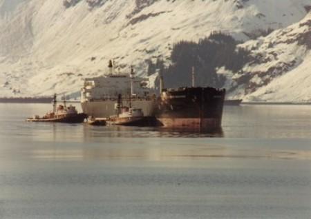 Tugboats in Alaska