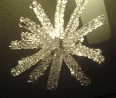 Bead Snowflake