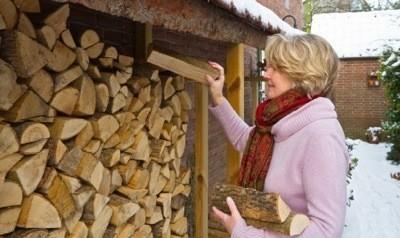 Buying, Storing, and Burning Firewood