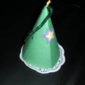 3D Paper Christmas Tree