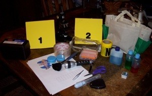 contents of CSI kit