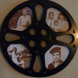 Reel with four photos.