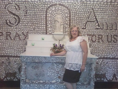 Chapel made of shells