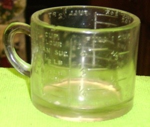 Old Measuring Cup