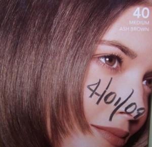 Hair Coloring Reminder Date