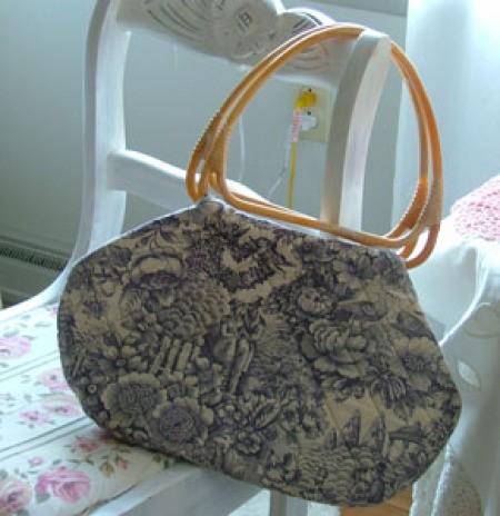 Place Mat Handbags