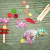 Gummy Lollipops