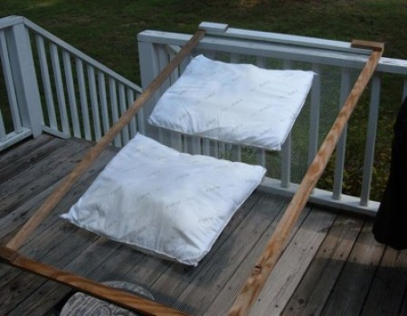 Make A Draining And Drying Frame